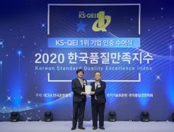 <strong>신일전자</strong>, '선풍기·전기히터' 한국품질만족지수 2관왕