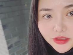 '50㎏대 목표' 홍진영 언니 홍선영 맞아? 브이라인+청순 비주얼 '깜짝'