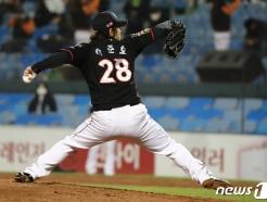 [사진] 하준호 역투