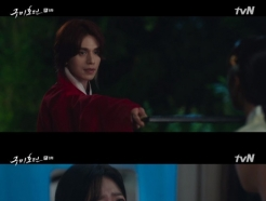 """'구미호뎐' 이동욱, 조보아 vs 김범 중 선택은?…""""꼬맹이""""(종합)"""