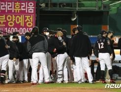 [사진] 정규리그 2위로 마친 KT