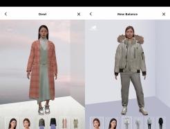 VR모델에 옷입혀보니 '내맘에 쏙'…국내 첫 VR패션 프로모션 주목