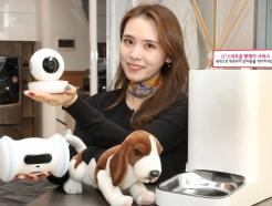 LGU+, 반려동물 토탈솔루션 'U+스마트홈 펫케어' 출시