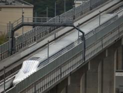 2조달러 시장 열린다...일본·중국, 자기부상열차 선점 경쟁