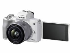 캐논, 1인 미디어 맞춤형 카메라 'EOS M50 마크II' 출시