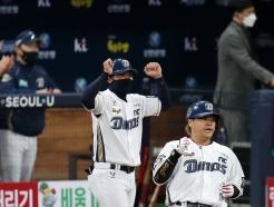 [사진] 박석민 '좋았어!'