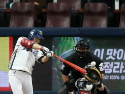 [사진] 박민우 '2타점 적시타 폭발'