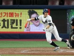 [사진] 박민우 '찬스를 놓치지 않아'