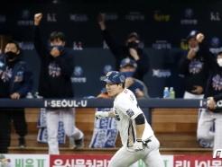 [사진] NC 박민우 '2타점 적시타'