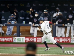 [사진] NC 박민우 '달려라 달려'