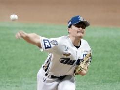 [사진] 원종현, KS 우승을 향해