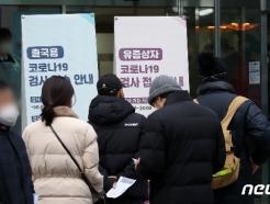 [사진] 코로나19 검사 접수 기다리는 내원객들