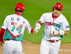 KIA 최형우, 은퇴 선수 선정 '2020 최고의 선수' 선정