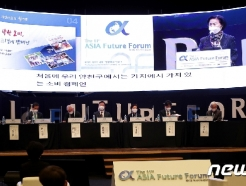 [사진] 김수영 양천구청장, 아시아미래포럼 코로나19 대응 우수 사례 발표