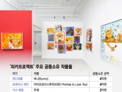 """""""엔디워홀 작품 단돈 1만원에 산다""""…공동소유 플랫폼 '인기'"""