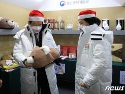 중기부 K-마스 마켓 종료…매일 60억 팔았다