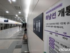 경기도 철도망 속속 깔린다…55개 사업 77조6000억 규모
