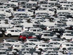 '코로나 공회전' 현대·기아차 판매 IMF 후 최대폭 감소