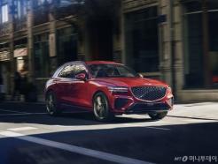 새해 첫 車기자들의 선택은..'GV70' 벤츠 제치고 '1월의 차'