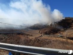 울산 북구·울주군서 화재 잇따라…인명피해는 없어(종합)