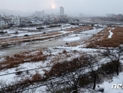 충북 전역 대설예비특보…18일까지 최대 10㎝