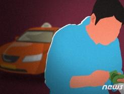 제주서 택시 빼앗아 도주하다 불 지른 30대 남성 검거