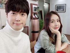 """황바울, ♥간미연과 달달한 일상…""""비주얼 부부"""""""