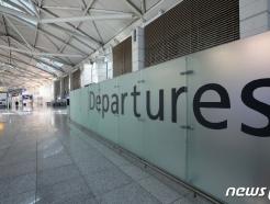 [사진] '코로나19, 발병 1년' 한산한 공항