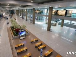 [사진] 인천국제공항, 코로나19 발병 1년... 한산