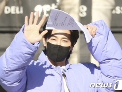 [사진] 유노윤호 '컬투쇼 스페셜 DJ'