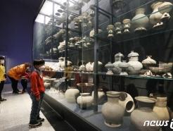 [사진] 운영 재개한 국립중앙박물관