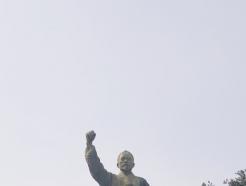 친일작가 제작 황토현 전적지 전봉준 장군 동상 철거한다