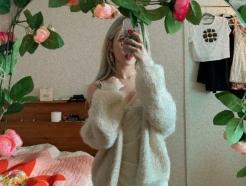 [N샷] 백예린, 은근한 섹시미…어깨 노출 과감 의상