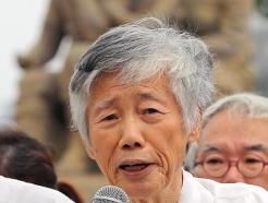 '임을 위한 행진곡' 백기완 선생 별세…향년 89세