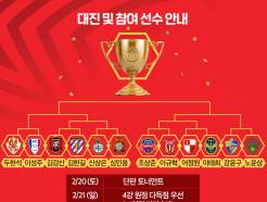 '안정환-이을용 참가' K리그 랜선 토너먼트, 20일 개막