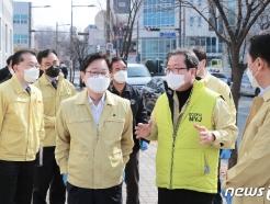 남양주 진관산단 근로자 지인 2명 추가 확진…누적 132명(종합)