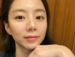 [N샷] '배용준 아내' 박수진, 무결점 민낯…여전히 20대 같은 청순 미모