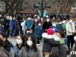[사진] 나들이객 몰린 서울대공원