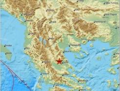 그리스에서 규모 6.2 강진 발생 - EMSC