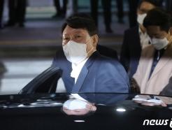 [사진] 대구 방문 끝낸 윤석열 검찰총장