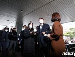 """윤석열 """"중수청 설치는 검찰 폐지와 다름없다…피해자는 국민""""(종합2보)"""