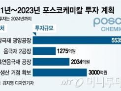 <strong>포스코케미칼</strong> 1조2000억 쏜다…유럽·한국 생산 거점 확보