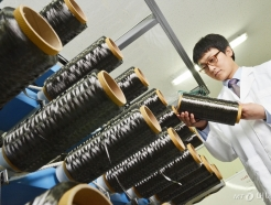 한화·<strong>효성</strong> 1600억원 규모 합작, 수소탱크용 탄소섬유 힘 합친다