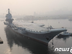 '일촉즉발' 대만해협…美 이지스구축함 통과에 中 10여대 전투기로 대응