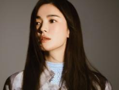 송혜교, 화보 속 압도적인 옆태…깊은 눈망울 '눈길'
