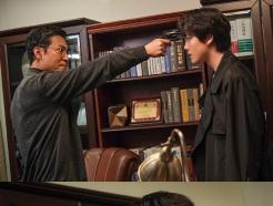 """아들 여진구에 총겨눈 최진호…""""마지막 순간까지 '괴물'다운 엔딩"""""""