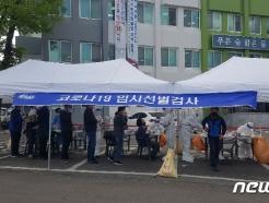경남 14명 신규 확진…'21명 집단감염' 김해 노인시설 진정세