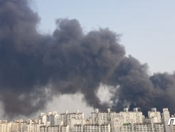 """남양주 도농동 주상복합건물서 불…""""폭발음 들었다"""" 목격담도"""