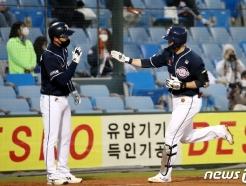 [사진] 양석환 2점 홈런