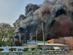 남양주 주상복합 화재로 31명 부상·이재민 250명 발생
